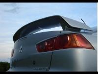 Спойлер Sport 2.0 на Mitsubishi Lancer 10 X