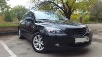 Решетка Rave IV на Mazda 3 с 2003-2008 (Hatchback touring)