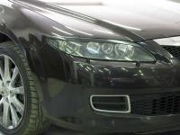 Реснички на фары Mazda 6 1 поколение с 2002-2007