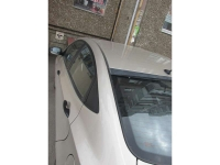 Козырек гладкий на заднее стекло Hyundai Solaris 2010-2014