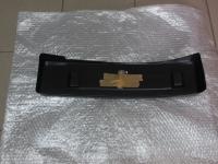 Подиум под номер с заходом на решетку Lancer 10 X рестайлинг
