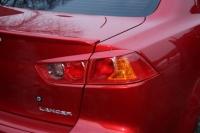 Реснички на задние фонари Mitsubishi Lancer 10 X 2007-2015 год