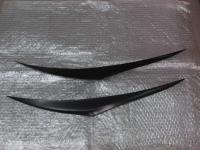реснички на фары для Infiniti FX30,35,37,50 (2009+)