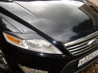 Реснички на фары Ford Mondeo 2008-2014