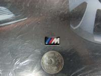 Эмблема на диски BMW стиль М Perfomance вар2