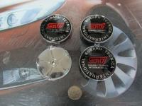 Ступичные колпачки STi для автомобилей Subaru 68мм
