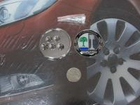 Эмблема AMG Affalterbach на багажник для автомобилей Mercedes-Benz  60 мм