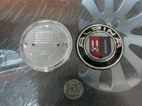 Эмблема на капот и багажник Alpina для BMW 74мм