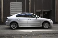 Пороги на Mazda 3 2004-2008 седан SD