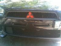 Воздуховоды переднего бампера раздельные на Mitsubishi Lancer 10 X 2007-2015 год