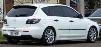 Пороги на Mazda 3 2004-2008 хэтчбек HB