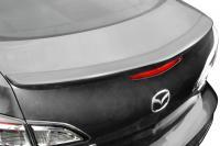 Лип Спойлер на Mazda 3 2009-2013 седан SD