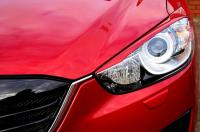 Реснички на фары Mazda CX-5 2012-2017