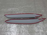 Реснички на фары на Honda Torneo 1997-2001 (накладки на фары)