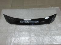 Дефлектор капота (Мухобойка) на Honda CR-V  2007-2011