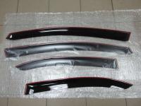 Дефлекторы окон, Ветровики для Honda Civic 2006-2011