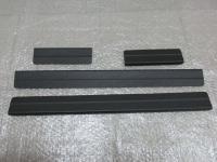 Накладки на внутренние пороги дверей Nissan Qashqai 2006-2013