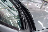 Жабо (разборное) Nissan Terrano 2014+