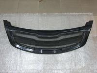 Решетка радиатора с черной сеткой (1 поперечина) Kia Sportage 2010 - 2015