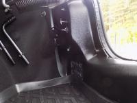 Внутренняя обшивка задних фонарей Renault Logan 2014+