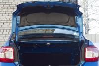 Обшивка внутренней части крышки багажника Renault Logan 2014+
