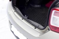Накладка на порожек багажника Renault Logan 2014+