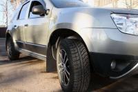 Брызговики Renault Duster 2010-2014