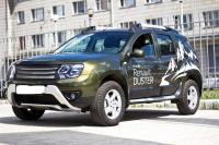 Молдинги на двери Renault Duster 2015+