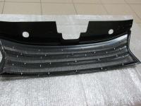 Решетка радиатора с черной сеткой (4мм) Renault Duster 2010-2014