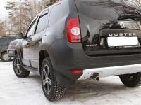 Расширители колесных арок (4 шт.) Renault Duster 2010-2014