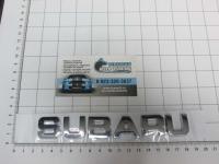 Эмблема шильдик Subaru на багажник