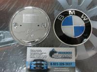 Эмблема на капот и багажник стандартная для BMW 82мм