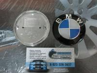 Эмблема на капот и багажник для BMW стандарт 74мм