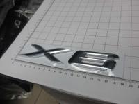 Шильдик с клеевой основой X6 для автомобилей BMW