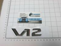 Шильдик с клеевой основой V12 на крыло для Mercedes-Benz A140 817 36 15
