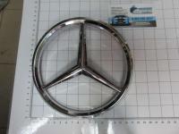 Эмблема шильдик Mercedes-Benz на перед 170 мм