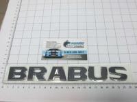 Эмблема шильдик с клеевой основой Brabus для Mercedes-Benz (большой) 211-000-14