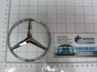 Эмблема шильдик Mercedes-Benz на перед 90 мм 212 817 00 16