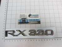 Шильдик с клеевой основой RX 330 для автомобилей Lexus