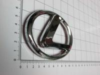 Эмблема лейбо Lexus 97*70 мм 90975-02084