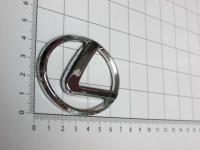 Эмблема Lexus на руль 48*65 мм