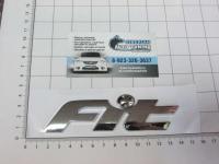 Эмблема шильдик Fit для автомобилей Honda на багажник 75722-SAG-H00