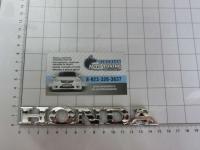 Эмблема шильдик Honda на багажник 75711-S84-E00