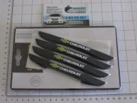 Защитные накладки на кромки дверей автомобиля Chevrolet