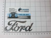 Эмблема шильдик Ford на багажник 110 х 45 мм