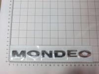 Эмблема шильдик Mondeo на багажник 198 х 17 мм 1S7142528AA