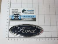 Эмблема шильдик логотип Ford на багажник 115 х 45 мм F87B-8C020-BA