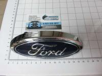 Эмблема шильдик логотип Ford на решетку 151 х 65 мм 4M51-8216-AA