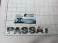 Эмблема шильдик на багажник PASSAT  165*25