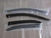 Дефлекторы окон с креплением, Ветровики для Toyota Camry V40 2006-2011г